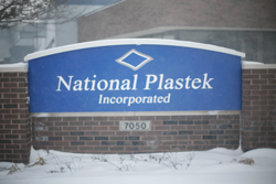 National Plastek Sign